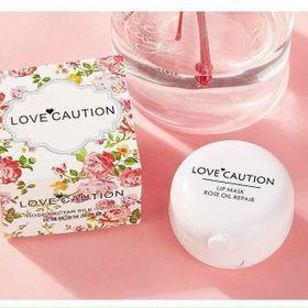 Mặt nạ ngủ môi Love caution lip mask ( Berry ) giá sỉ