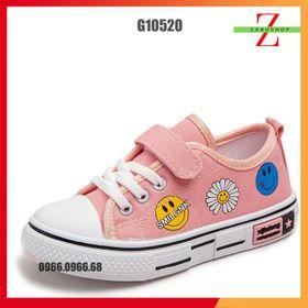 Giày Bata Thể Thao Hoa Cúc Nhỏ Cho Bé Trai Bé Gái Trẻ Trung Năng Động Size 27-36 giá sỉ