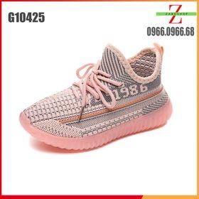 Giày Thể Thao Cho Trẻ Em Vải Lưới Thoáng Khí Chống Trơn Trượt Kiểu Dáng Hàn Quốc Size 27-36 giá sỉ