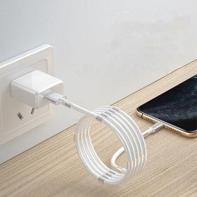 Cáp Sạc Điện Thoại Lightning - Iphone Hít Nam Châm Chống Rối SuperCalla 1M giá sỉ