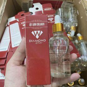 Nước lột lạnh Collagen Diamond White giá sỉ