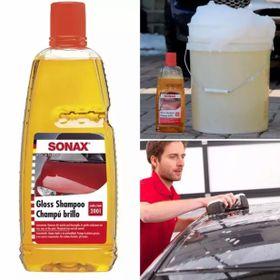 Nước rửa xe Sonax Gloss Shampoo 1000ml giá sỉ