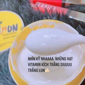 Kem body lemon chanh trắng da giá sỉ
