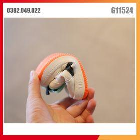 Giày Thể Thao Cho Trẻ Nhỏ Lót Nhung Ấm Áp Quai Dán Bề Mặt Da Sạch Sẽ Size 26-32 (Phom Nhỏ) - G11524 giá sỉ