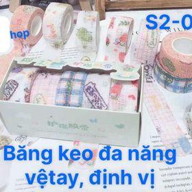 BĂNG KEO ĐỊNH VỊ SET 5 giá sỉ