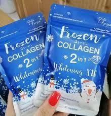 Viên Uống Tắng Da Frozen Collagen giá sỉ