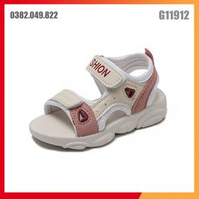 Dép Cho Bé Gái Bé Trai Giày Đi Biển Trẻ Em Mùa Hè Đề Mềm Phong Cách Hàn Quốc Size 26 - 30 - G11912 giá sỉ
