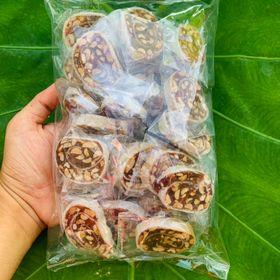Kẹo Chuối Cuộn Bánh Phồng giá sỉ