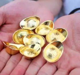 Thỏi Vàng,Bạc chiêu lộc (đủ kích cỡ) giá sỉ