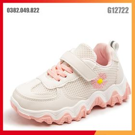 Giày Sneaker Lưới Thoáng Khí Cho Trẻ Em Size 27-36 - G12722 giá sỉ