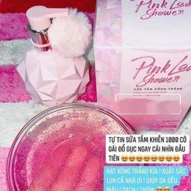 Sữa Tắm Pink Lady - Sữa Tắm Xông Trắng Hương nước hoa giá sỉ