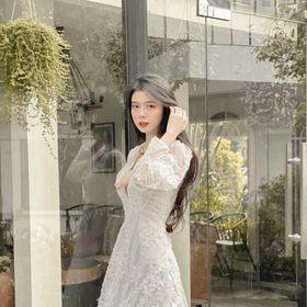 Đầm ren 3D giá sỉ