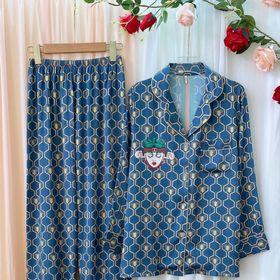 Đồ ngủ đồ mặc nhà tdqd con Ong chất lụa hàng Quảng Đông giá sỉ