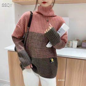 Áo len kiểu thân dài giá sỉ