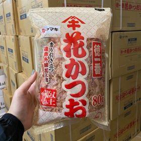 Cá bào khô Katsuobushi hữu cơ JAS 80g - Nhật Bản giá sỉ