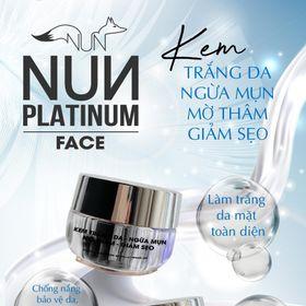 Kem Face Nun Platinum - Trắng Da - Ngừa Mụn - Mờ Thâm - Giảm Sẹo giá sỉ