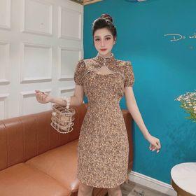 Đầm cách tân Quảng Châu giá sỉ