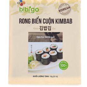 Rong biển cuộn Kimbab gói 10g giá sỉ
