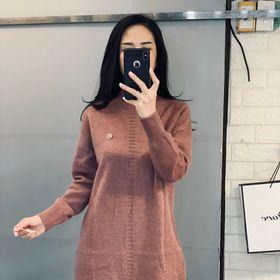 Áo len thân dài kèm tag giá sỉ