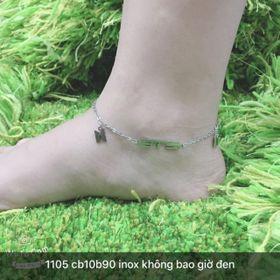 Lắc chân xinh 5 giá sỉ