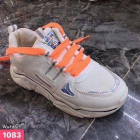 Day giày màu cam 1 giá sỉ