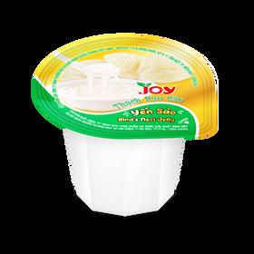 Thùng 15 Túi Thạch Rau Câu Sữa Chua JOY - Lạ Miệng Thích Thú - Chua Chua Ngọt Ngọt (25cúp/túi) giá sỉ