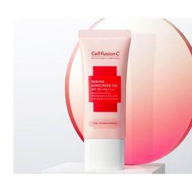 Kem chống nắng Cell Fusion c Toning sunscreen 100 spf 50+ 35ml – Vỏ hồng giá sỉ