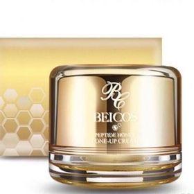 Kem dưỡng kích trắng Beicos Peptide Honey Tone Up Cream giá sỉ