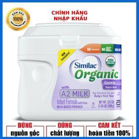 Sữa bột Similac Organic with A2 Milk giá sỉ