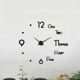 Đồng hồ giấy gián tường ?chạy pin giá sỉ