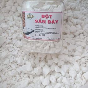 1 hộp (500g) bột sắn dây nguyên chất giá sỉ