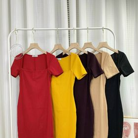 váy zip body giá sỉ