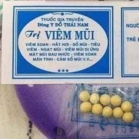 thuốc đỗ thái nam trị viêm mũi giá sỉ