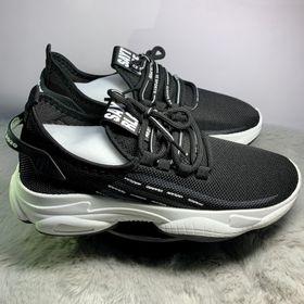 Giày Sneaker Đen Trắng giá sỉ