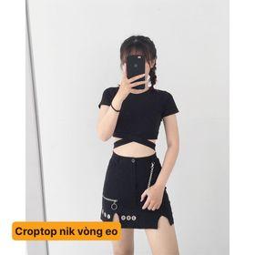 CROPTOP NAI VÒNG EO giá sỉ
