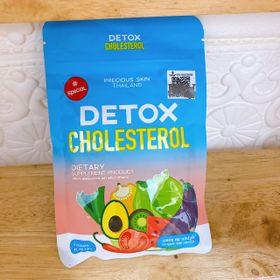Detox khử mỡ Cholesterol Thái Lan giá sỉ