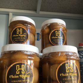 Chanh muối (900gr/Hộp) giá sỉ