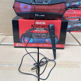 Loa bluetooth karaoke mini Sing - e ZQS Sẵn hàng giá buôn. giá sỉ