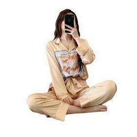 Đồ ngủ đồ mặc nhà tdqd hình chất lụa quãng châu cao cấp giá sỉ