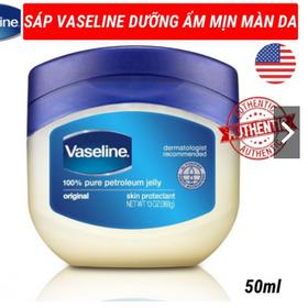 Vaseline dưỡng ẩm Da Mịn Màng 100% Hàng Auth Sáp Dưỡng Da Đa Năng Vaseline Original (50ml) trum sỉ sai gòn , . giá sỉ