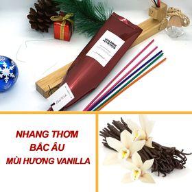 Nhang Thơm Hương Vanilla Thơm Phòng , Thư Giãn , Xả Stress giá sỉ