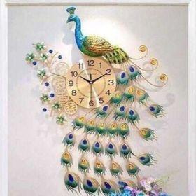 Đồng hồ chim công giá sỉ