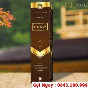 Viên sủi Hypoly tiểu đường giá sỉ