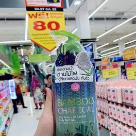 Sữa tắm detox bambo than tre giá sỉ