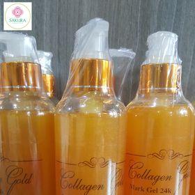 Sữa Tắm Trắng Da Nhũ Vàng 24K Collagen Trắng Sáng Mịn Màng giá sỉ