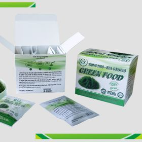 Rong nho tách nước GREEN FOOD - Hộp 200g giá sỉ