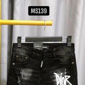 Quần jean short nam cao cấp 03 giá sỉ