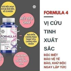 Thực phẩm bảo vệ sức khỏe formula 4 giá sỉ