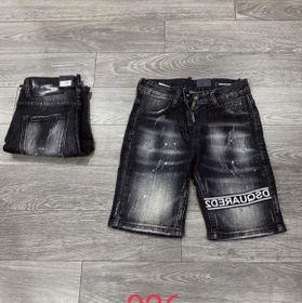 quần short jean nam cao cấp mã 06 2021 giá sỉ