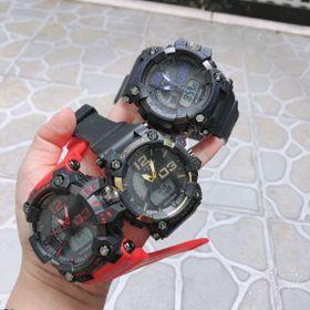 Đồng hồ nam cao su điện tử 42mm kaso giá sỉ